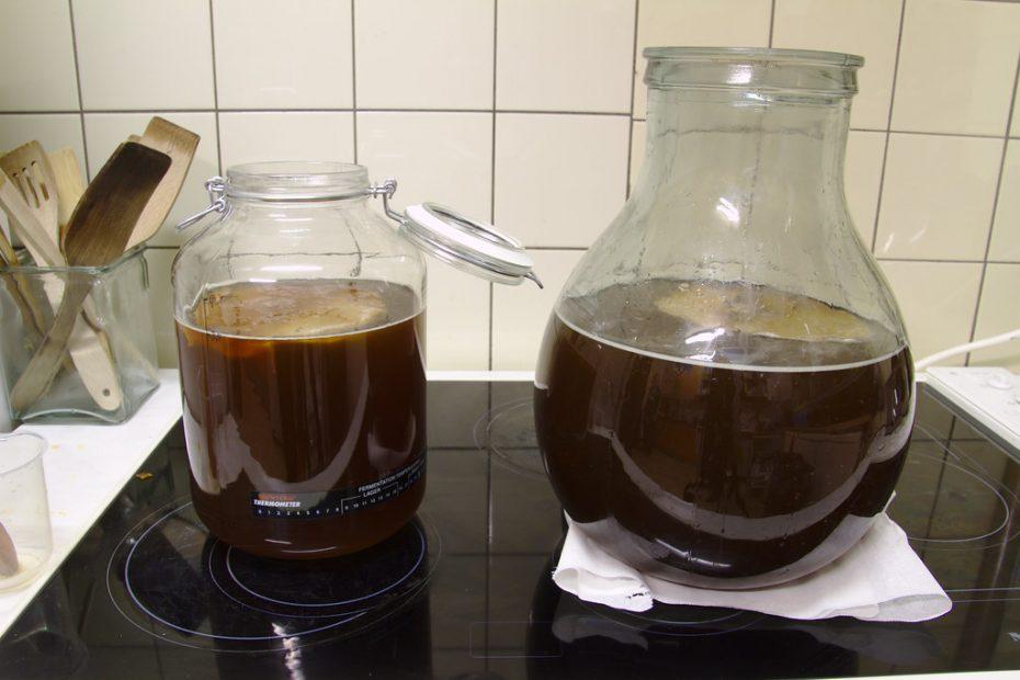 Kombucha Second Fermentation