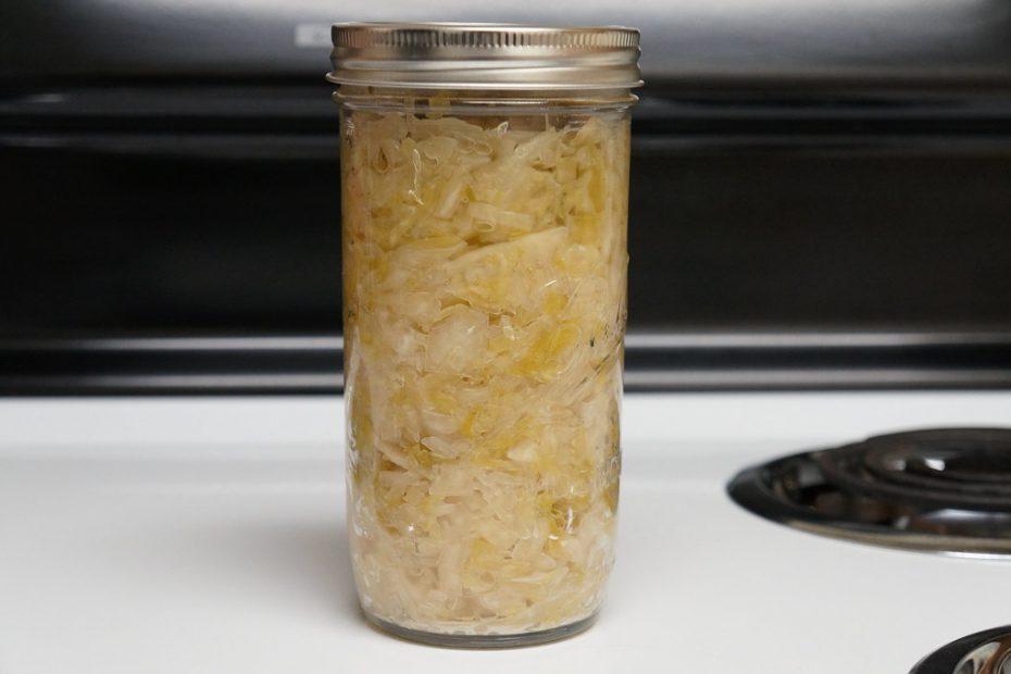 which sauerkraut has the most probiotics
